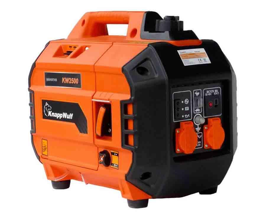 KnappWulf Stromerzeuger KW3400 1-phase 230V bestes Weihnachtsgeschenk