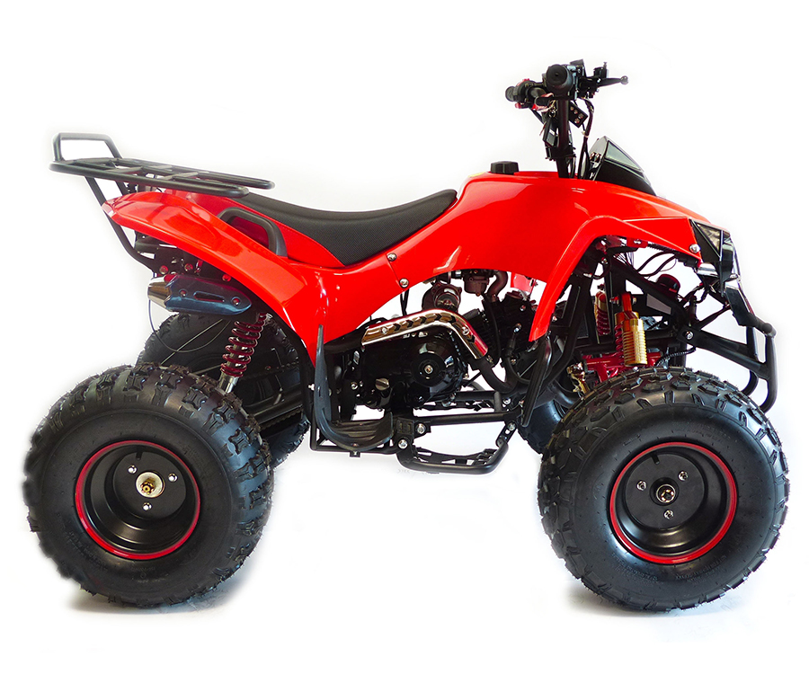 quad atv 125 cc motocross pocketquad midiquad 125ccm 4. Black Bedroom Furniture Sets. Home Design Ideas