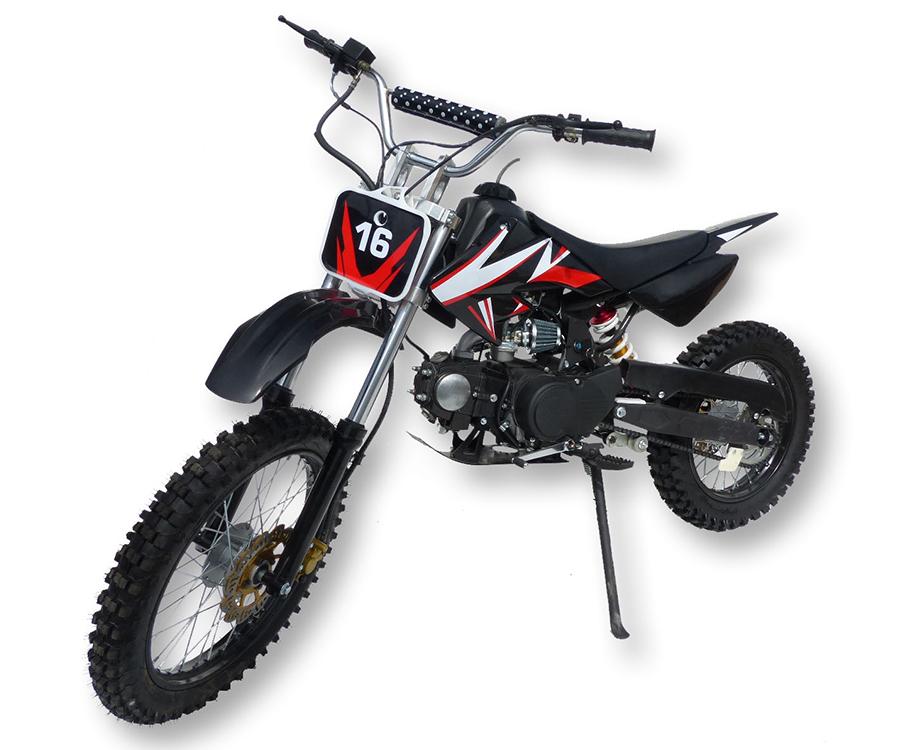 cross 125ccm pocketbike crossbike 125 cc motocross enduro. Black Bedroom Furniture Sets. Home Design Ideas